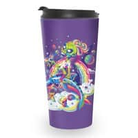 Rainbow Apocalypse - travel-mug - small view