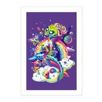 Rainbow Apocalypse - vertical-print - small view