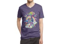 Rainbow Apocalypse - vneck - small view