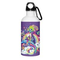 Rainbow Apocalypse - water-bottle - small view