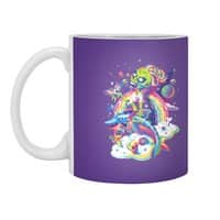 Rainbow Apocalypse - white-mug - small view