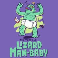 Lizard Man-Baby - small view