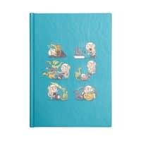 Crazy Dragon Lady - notebook - small view