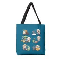 Crazy Dragon Lady - tote-bag - small view