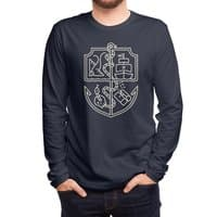 Of the Sea - mens-long-sleeve-tee - small view
