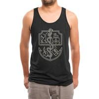 Of the Sea - mens-triblend-tank - small view