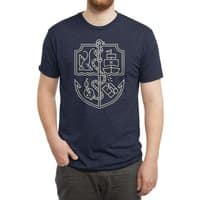 Of the Sea - mens-triblend-tee - small view