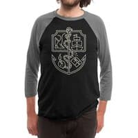 Of the Sea - triblend-34-sleeve-raglan-tee - small view