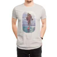 Jesus McFly  - mens-regular-tee - small view