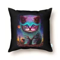 WAITING FOR MY FISH - throw-pillow - small view