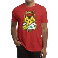 Unlucky Cat - mens-regular-tee - small view