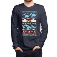 My Grandma Likes Dinosaurs - mens-long-sleeve-tee - small view