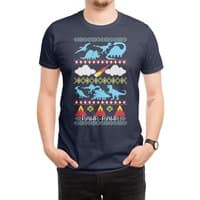 My Grandma Likes Dinosaurs - mens-regular-tee - small view