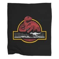 PALEONTOLOGICAL ADVENTURE - blanket - small view