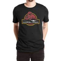 PALEONTOLOGICAL ADVENTURE - mens-extra-soft-tee - small view
