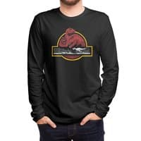PALEONTOLOGICAL ADVENTURE - mens-long-sleeve-tee - small view