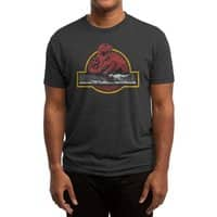 PALEONTOLOGICAL ADVENTURE - mens-triblend-tee - small view