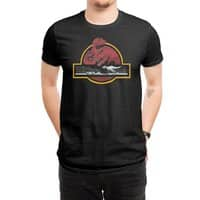 PALEONTOLOGICAL ADVENTURE - mens-regular-tee - small view