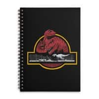PALEONTOLOGICAL ADVENTURE - spiral-notebook - small view