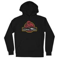 PALEONTOLOGICAL ADVENTURE - unisex-lightweight-pullover-hoody - small view