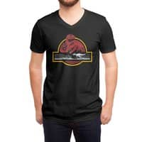 PALEONTOLOGICAL ADVENTURE - vneck - small view