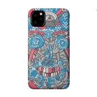 Anatomy of a Skull - perfect-fit-phone-case - small view