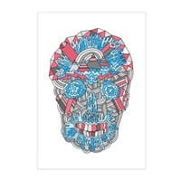 Anatomy of a Skull - vertical-print - small view