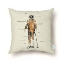 Astropirate - throw-pillow - small view