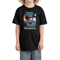 Visit Mordor - kids-tee - small view