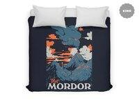 Visit Mordor - duvet-cover - small view
