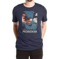 Visit Mordor - mens-extra-soft-tee - small view