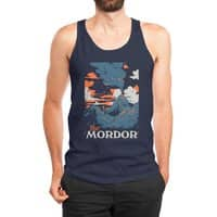 Visit Mordor - mens-jersey-tank - small view