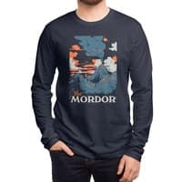 Visit Mordor - mens-long-sleeve-tee - small view