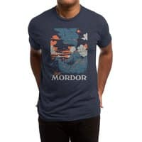 Visit Mordor - mens-triblend-tee - small view