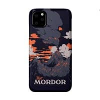 Visit Mordor - perfect-fit-phone-case - small view
