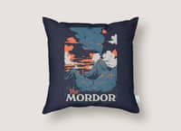 Visit Mordor - throw-pillow - small view