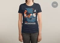 Visit Mordor - shirt - small view