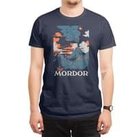 Visit Mordor - mens-regular-tee - small view