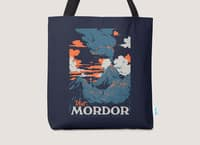 Visit Mordor - tote-bag - small view