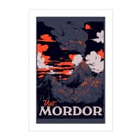 Visit Mordor - vertical-print - small view