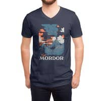 Visit Mordor - vneck - small view