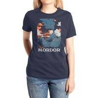Visit Mordor - womens-extra-soft-tee - small view