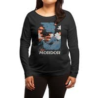 Visit Mordor - womens-long-sleeve-terry-scoop - small view