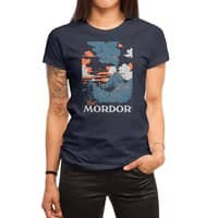 Visit Mordor - womens-regular-tee - small view