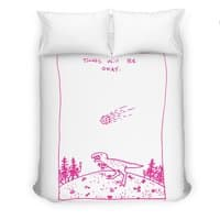 Things Will Be Okay - duvet-cover - small view