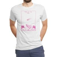 Things Will Be Okay - mens-triblend-tee - small view