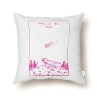 Things Will Be Okay - throw-pillow - small view