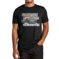 Into the Grey... - mens-extra-soft-tee - small view