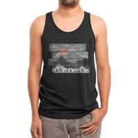Into the Grey... - mens-triblend-tank - small view