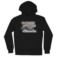 Into the Grey... - unisex-lightweight-pullover-hoody - small view